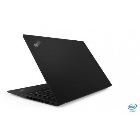 """Laptop / ThinkPad T490S / Pantalla 14"""" / Ultra HD / Intel Core i7-8565U 1.80GHz / 8GB / 256GB SSD / W10 Pro 64-Bits / Negro"""