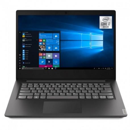 """Laptop / IdeaPad S145 / Pantalla 14"""" / Intel Ci7 1065G7 / 8GB / 1 Tb / 128G SSD / W10 Pro 64-Bits / Negro"""