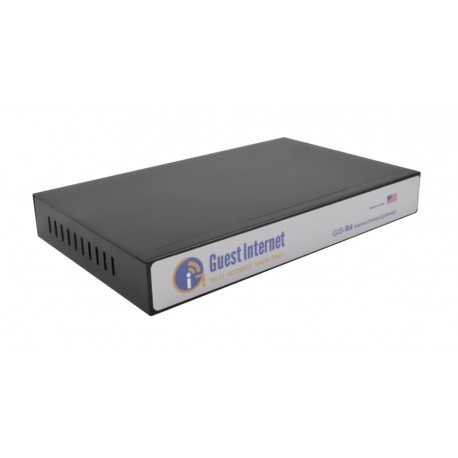 Hotspot / Capacidad de hasta 50 Usuarios Concurrentes / Throughput de 75 Mbps