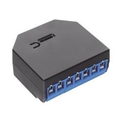 Doble Relevador / Interruptor / WIFI CLOUD / Industrial y Residencial Inteligente / Medidor de Consumo / 10A