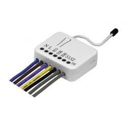 Modulo de Relevador / Tecnologia inalambrica / Z-WAVE / Doble Relay / Requiere Agregarse a un HUB L5210, L7000 y Total Connect