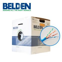Cable de Alarma contra Incendios | Forro PVC | Azul | 2 Conductores | Cal. 18 AWG | 100% Cobre