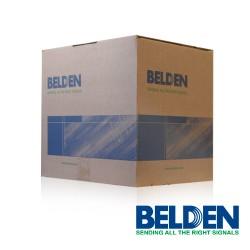 Cable UTP | Cat. 5E | Forro PVC | Blanco | 4 Pares | 200 Mhz | Cal. 24 AWG | 100% Cobre | Interior |CMR