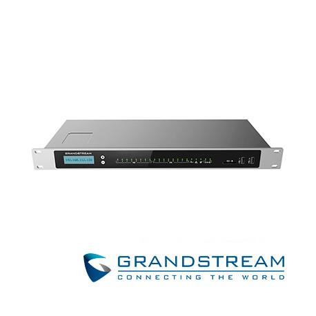 Conmutador IP | PBX | 8 Lineas | 5000 Usuarios | 500 Llamadas Simultaneas | NAT | 3 Ptos Gigabit | POE