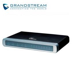 Adaptador para Teléfono Analógico | ATA | Gateway | 8 Puertos FXO | 8 Lineas Analógicas | 1 LAN | 1 WAN | Troncal SIP
