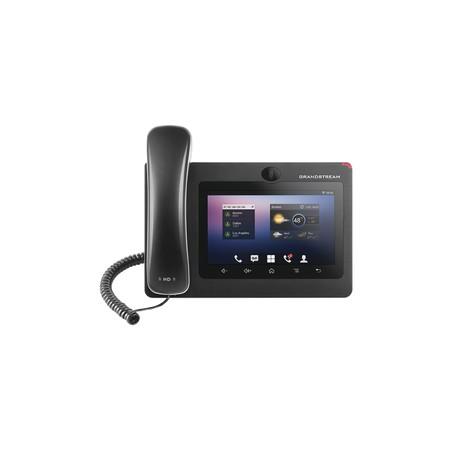 Teléfono IP  Empresarial   Android 7   16 Lineas   Procesador 4 Núcleos   Video Conferencias