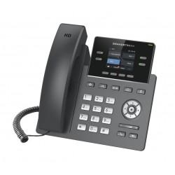 Teléfono IP | 2 Cuentas SIP | 2 Lineas | 4 Teclas de Línea Multiuso | Alta Demanda | Grado Operador