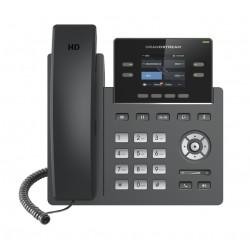 Teléfono IP | 2 Cuentas SIP | 2 Lineas | 4 Teclas de Línea Multiuso | Alta Demanda | Grado Operador | Wifi