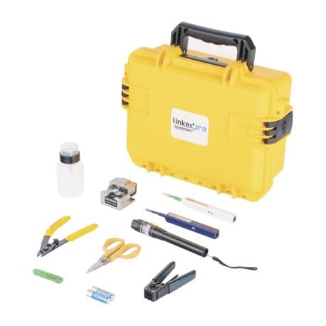 Kit de Herramientas   Para Terminación de Conectores Mecánicos   Incluye Maletín de Especificación Militar (Uso Rudo)