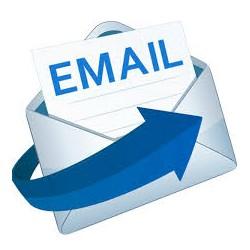 Servicio de Email | 10 Cuentas | Uso Empresarial | 50 GB | Personalizado y Seguro | Pago Mensual