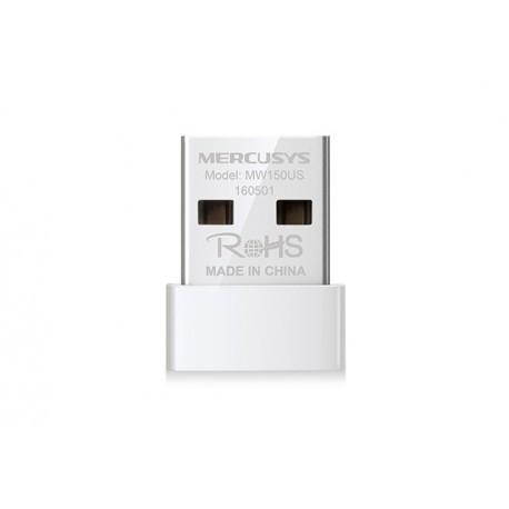 Adaptador de Red   Nano   USB   Inalámbrico  MW150US