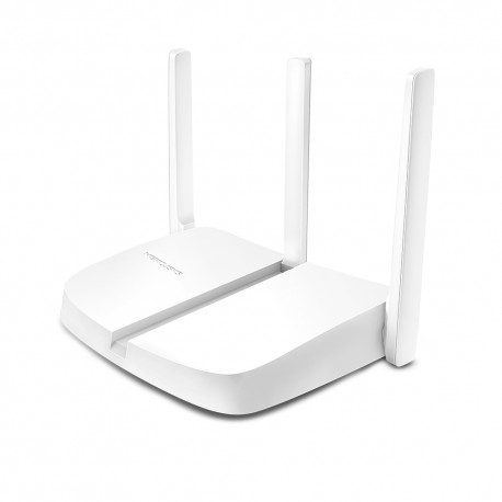 Router | 3 Antenas | Inalambrico N | 300 Mbps | MW305R