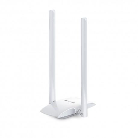 Adaptador de Red | Inalámbrico | USB 2.0 | 2 Antenas | 5dBi
