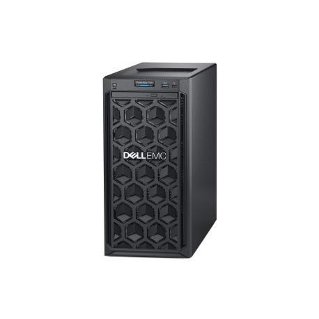 "Servidor | T140 / X-E2224 | 4 cores | 8GB RAM | 1TB HDD 3.5"" | DVD"