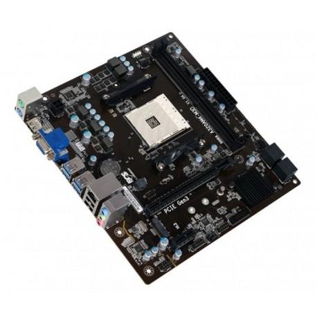 Tarjeta Madre | Ryzen | AM4 | 1xDDR4 | 2xPCIe | GigaLAN | USB | HDMI