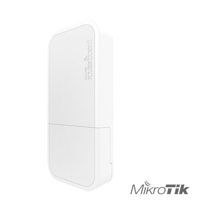 Punto de Acceso | Ruteador | Inalámbrico | Exterior | Para Antena y Opción a Tarjeta | 2.4Ghz | PoE Pasivo