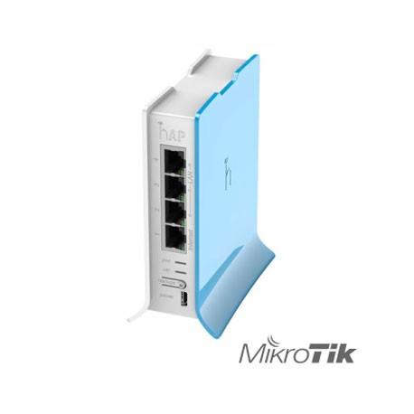Punto de Acceso | Inalámbrico | Ruteador |Tipo Torre | SOHO | 2.4 Ghz | 5 Ptos.
