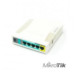 Punto de Acceso | Inalámbrico | Ruteador | SOHO | 2.4 Ghz | 5 Ptos. Ethernet | USB