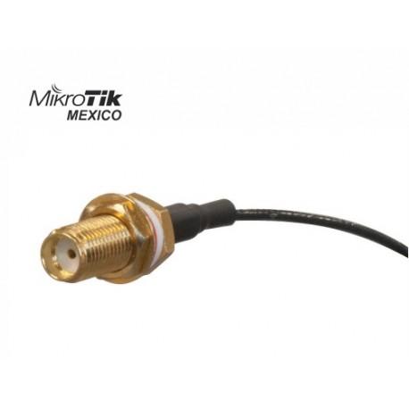 Pigtail   Hembra   Para Conectar una Tarjeta R11E-LTE a una Antena Externa
