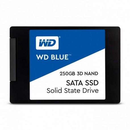 "Unidad SSD | 250 GB | 2.5"" Pulg. | WD Blue | SATA III | 3D NAND"