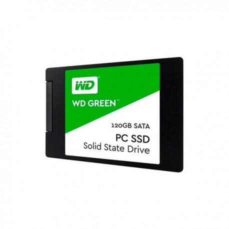 """Unidad SSD   120 GB   2.5"""" Pulg.   WD Green   SATA III"""