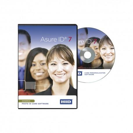 Software Asure ID versión ENTERPRISE | Compatible con impresoras HID | Para operar en una Red Corporativa