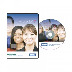 Software Asure ID versión EXCHANGE | Compatible con impresoras HID | Para uso en funciones de Personalización Avanzada