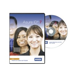 Software Asure ID versión SOLO | Compatible con impresoras HID | Gestión Básica de Credenciales