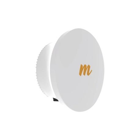 Radio Backhaul PTP | Frecuencia 24 GHz | MIMO 4X4:4 | 1.5 Gbps | Antena Integrada 33 dBi |IP67 | Puerto SFP