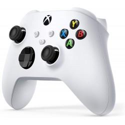 Control Inalámbrico Xbox | Robot | Blanco | Series S/One | Bluetooth | Gamepad