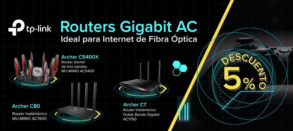 Routers Gigabit AC