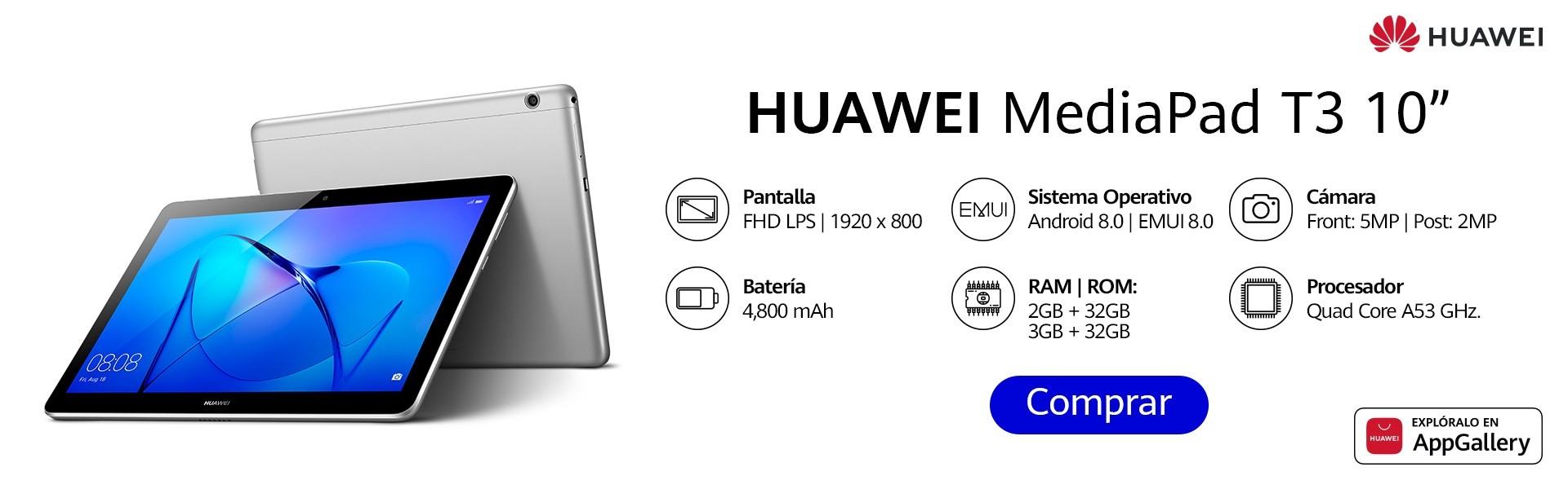 Huawei MediaPAD T3 T10